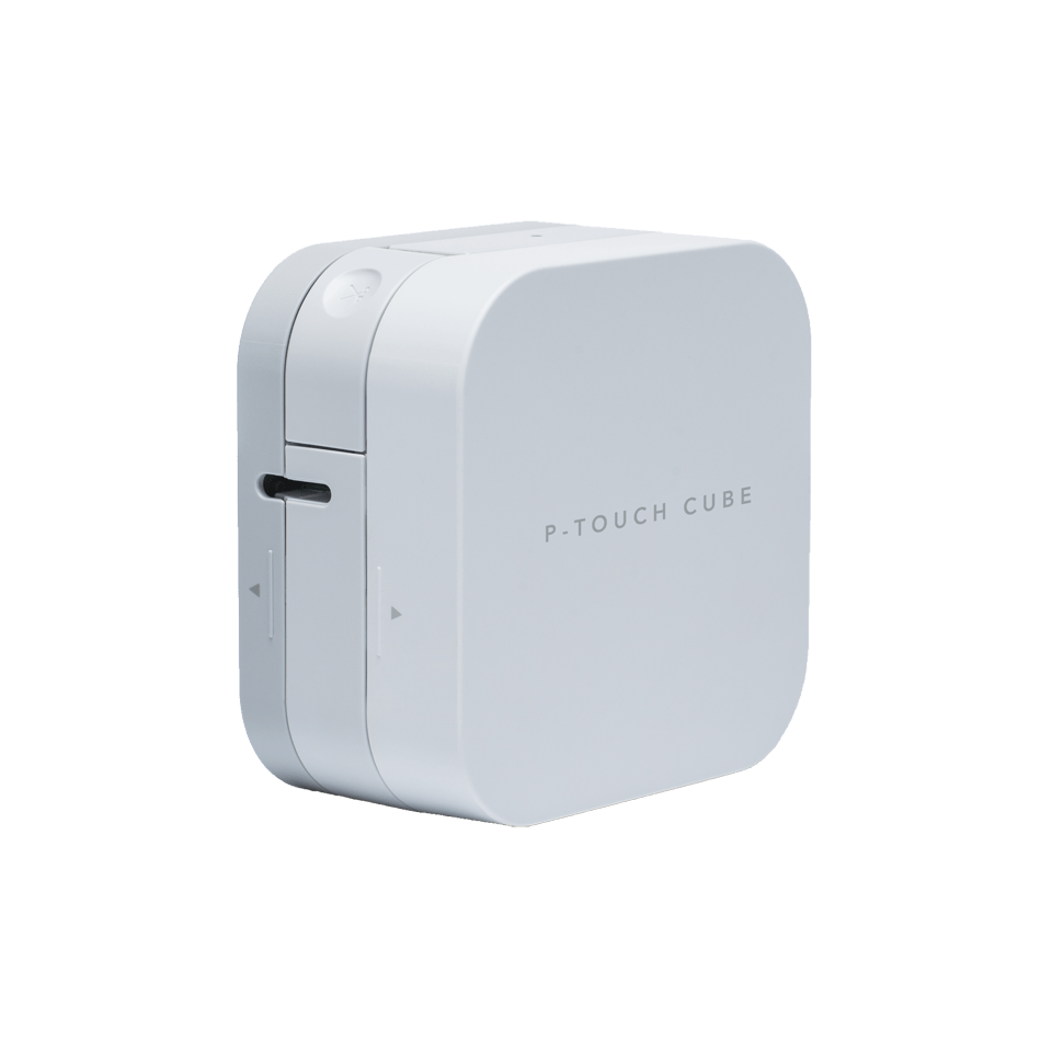 Bluetooth Label Printer P Touch Cube Brother
