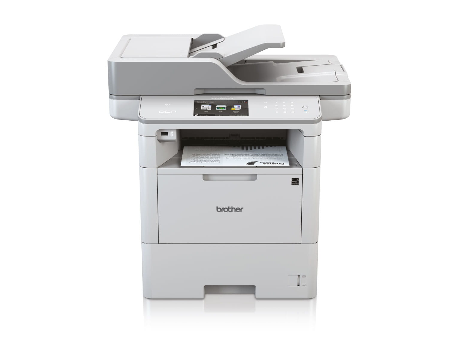 Multi-function-mono-laser-printer