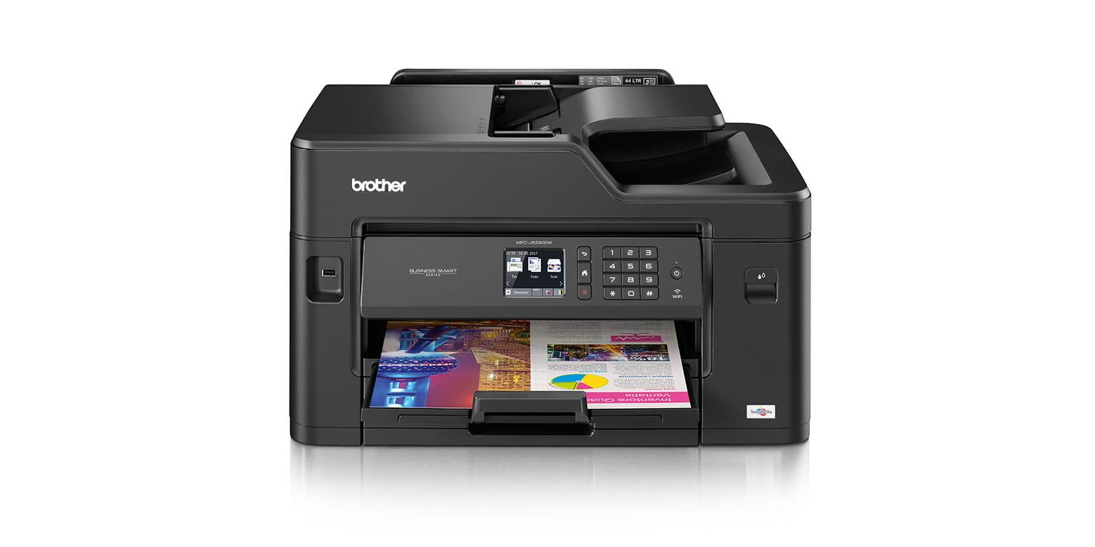 Inkjet-printers