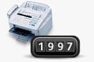 1997 prima multifunzione Brother a getto d'inchiostro