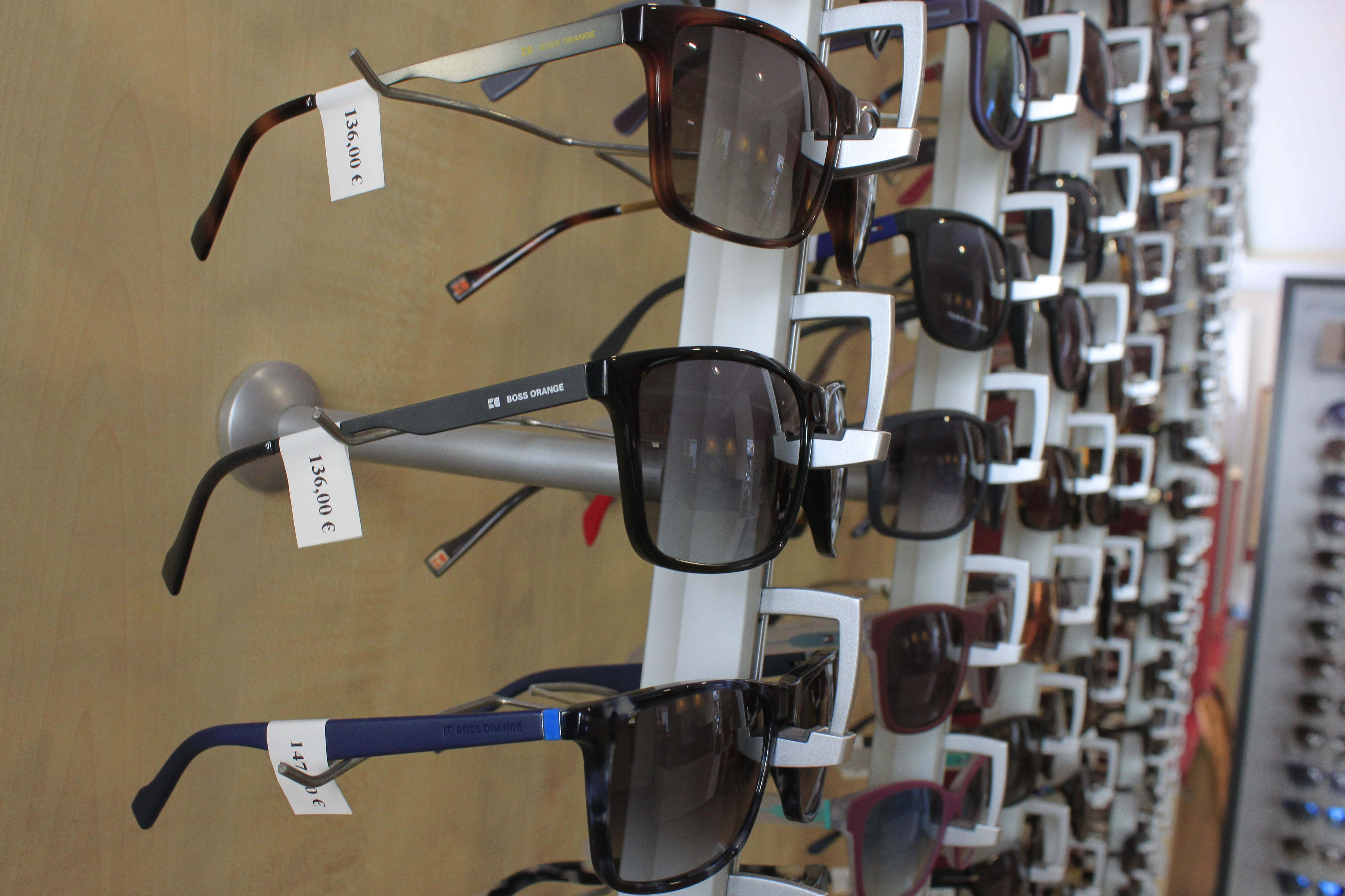 Case study - Opticians labelling