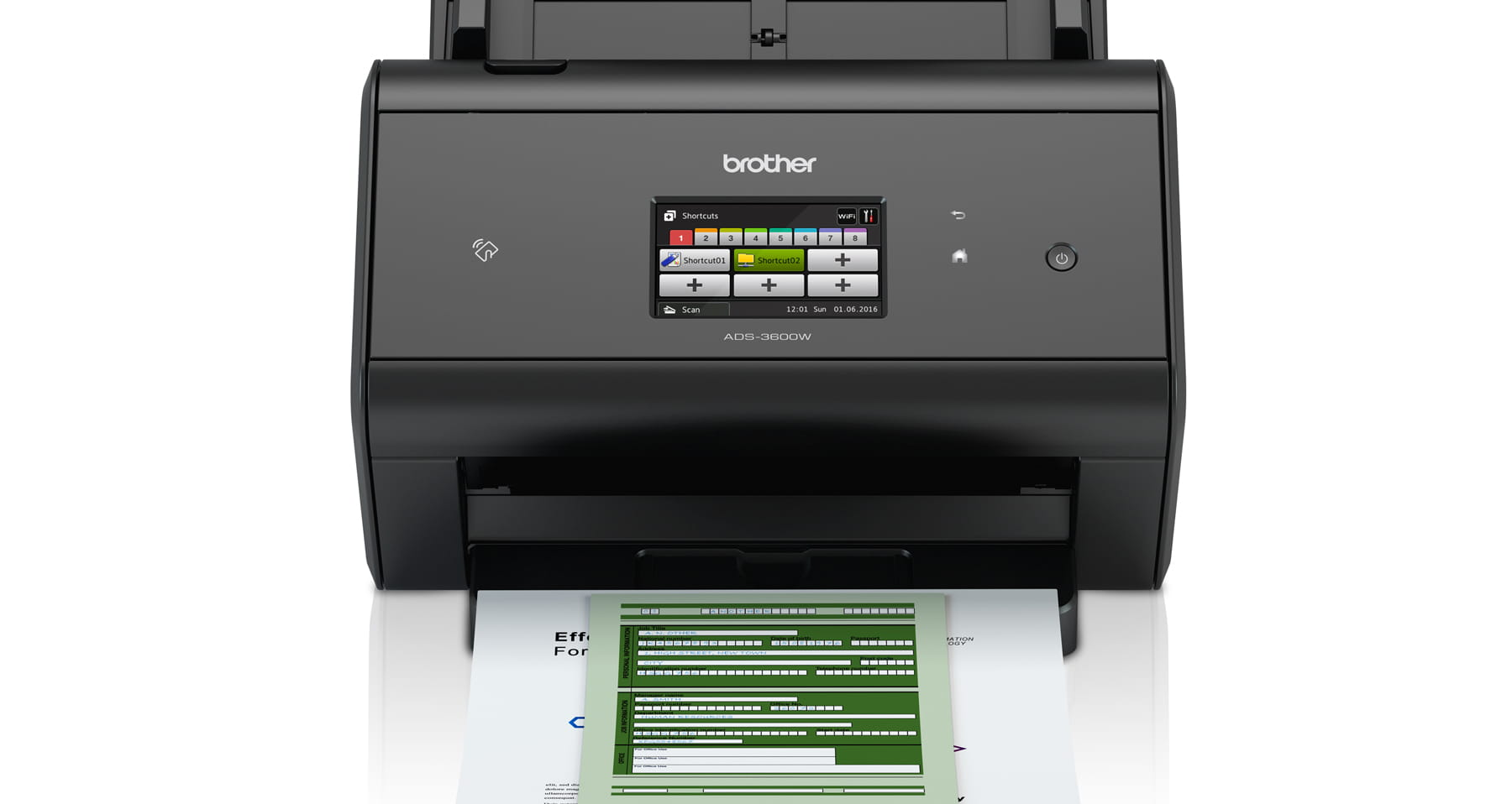 Brother-scanner