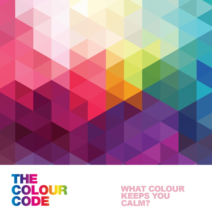 Colour Code Social Posts - Relaxation - teaser