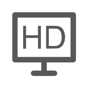 HDMI or HDSDI plug and play connectivity