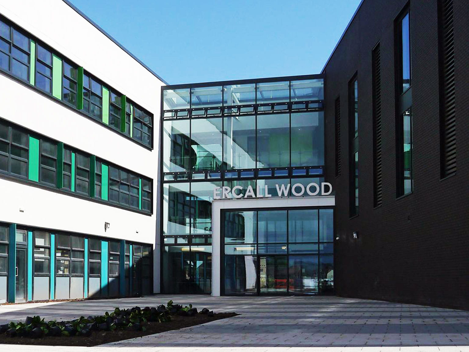 photo of Ercall Wood College