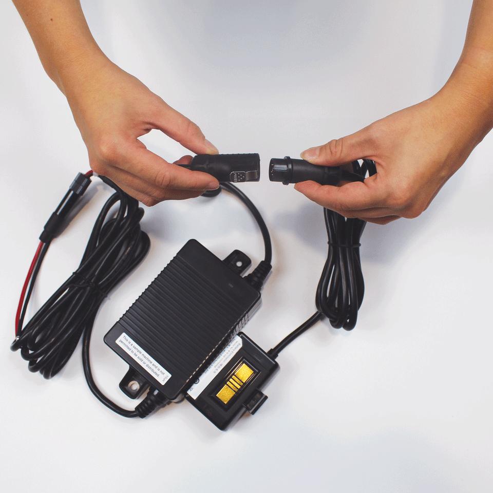 Brother Wired Battery Eliminator Kit PA-BEK-001WR 3