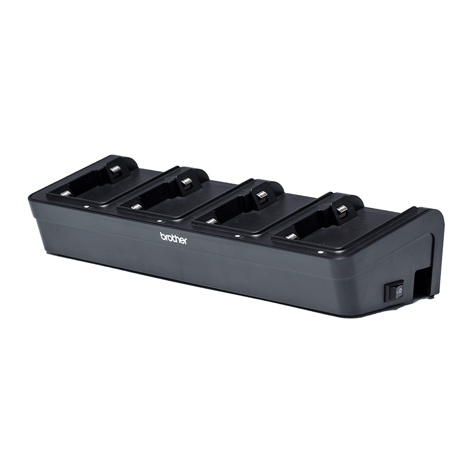 Brother PA-4BC-001 4-Slot Battery Charger 3