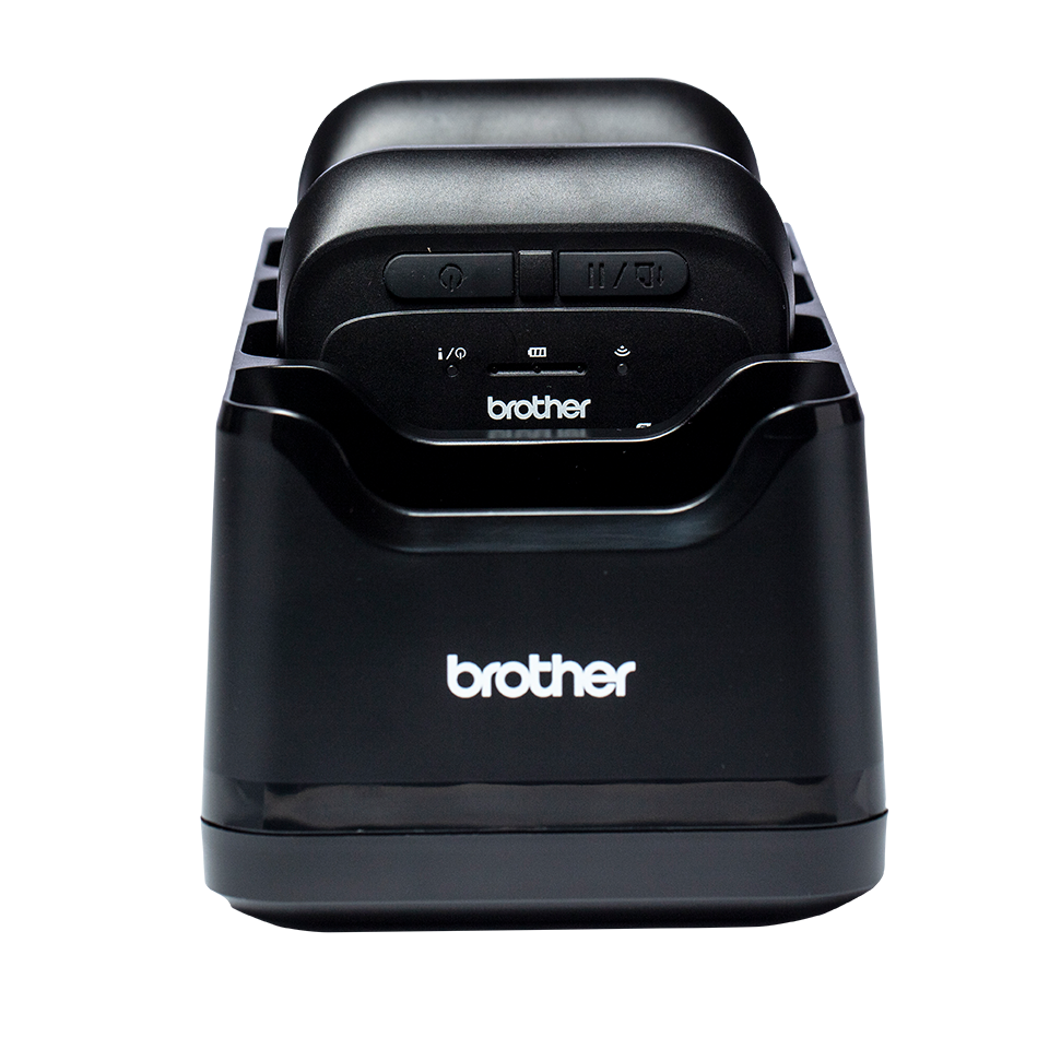 Brother PA-4CR-002 4-Slot Docking Cradle 5