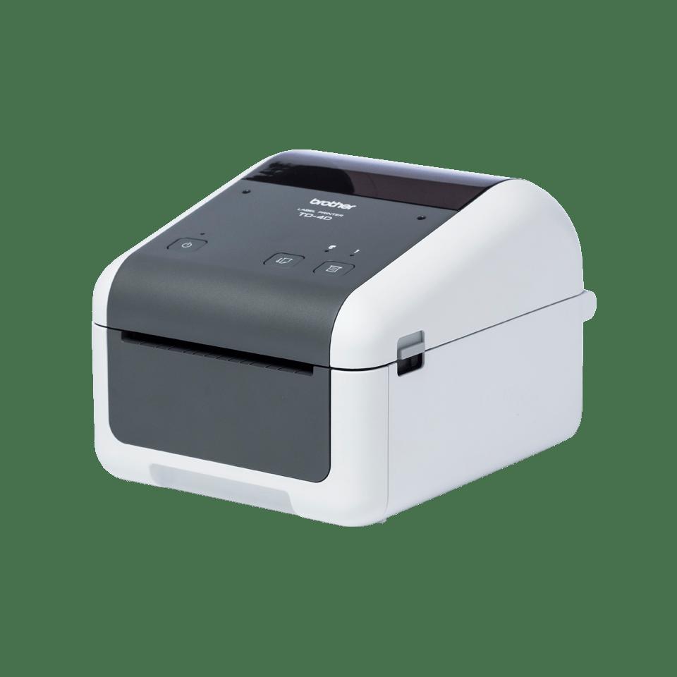Brother TD-4410D High-quality Desktop Label Printer 2