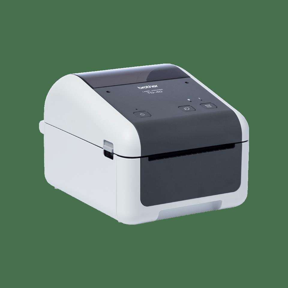Brother TD-4410D High-quality Desktop Label Printer 3
