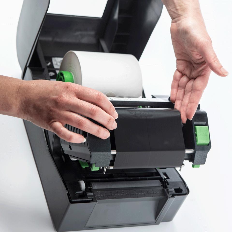 Brother TD-4420TN Thermal Transfer Desktop Label Printer 5