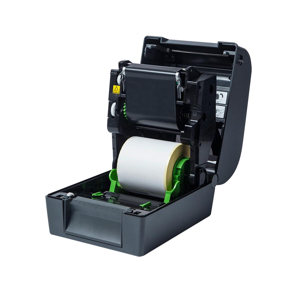 Brother TD-4750TNWB Desktop Label Printer 4