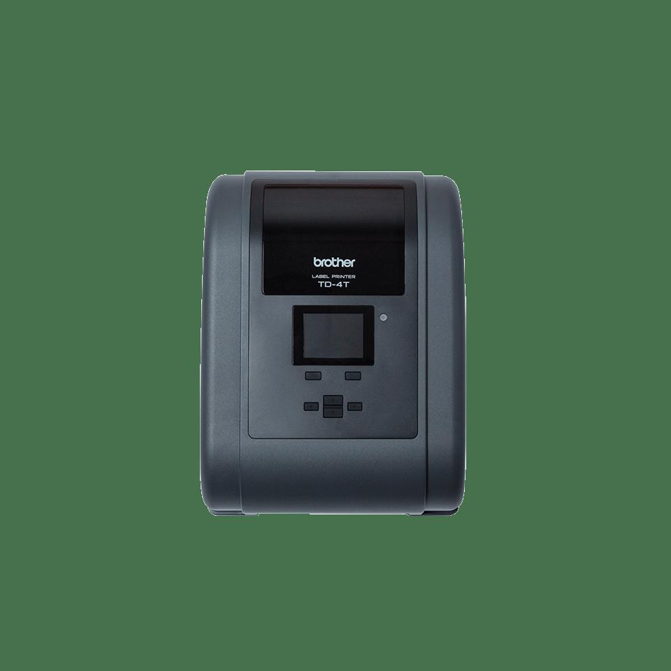 Brother TD-4750TNWB Desktop Label Printer 5