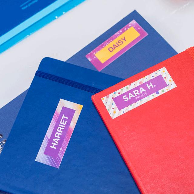 VC-500W full colour label printer 11