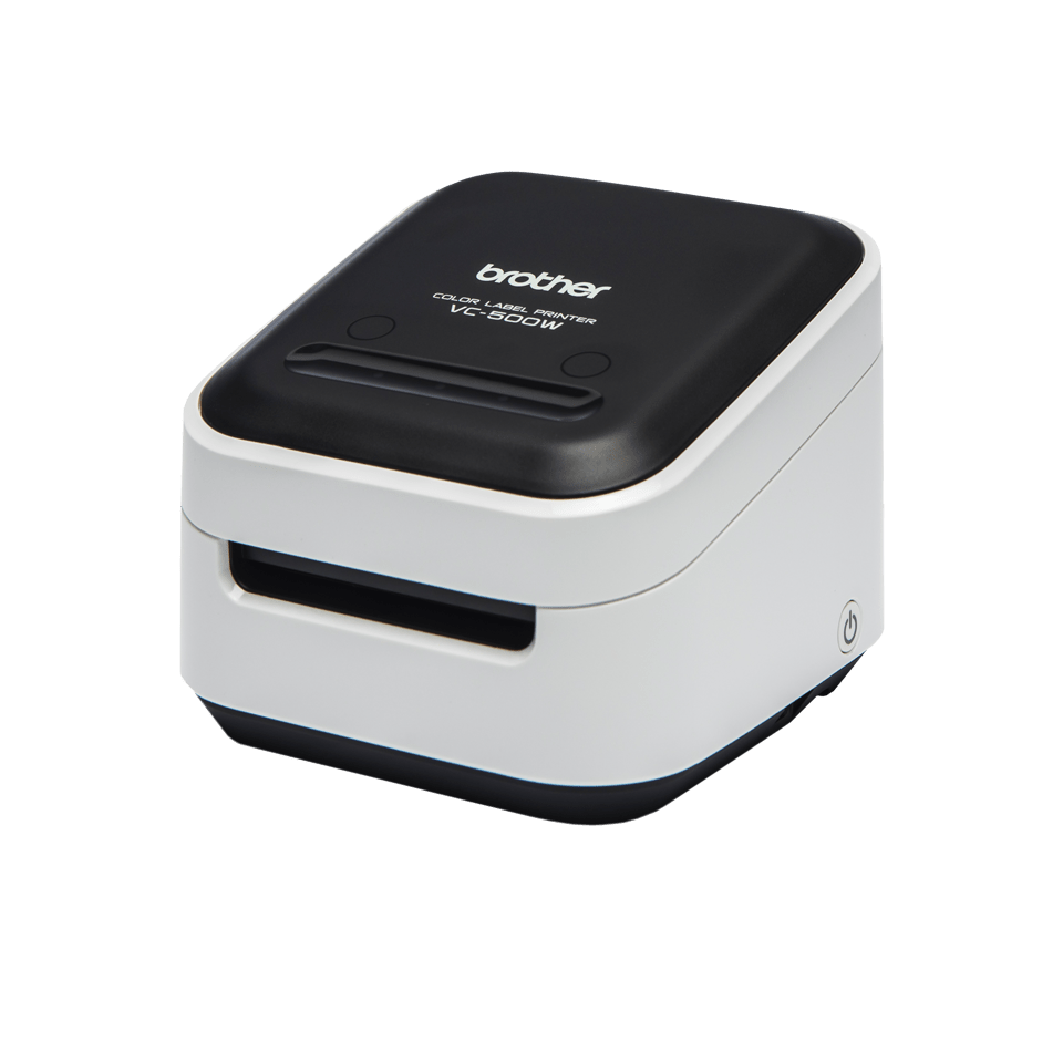 VC-500W full colour label printer