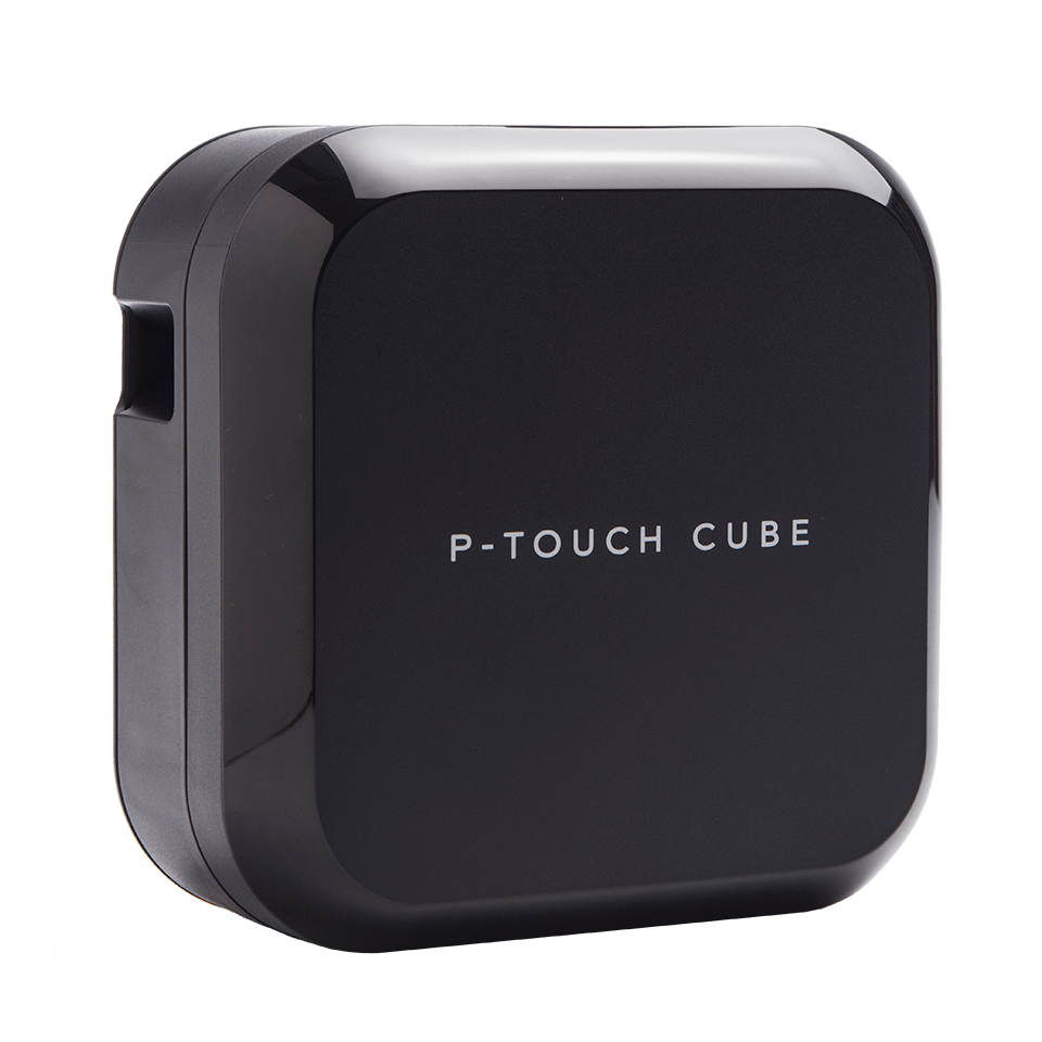 PT-P710BT P-touch CUBE Plus rechargeable label printer with Bluetooth 2