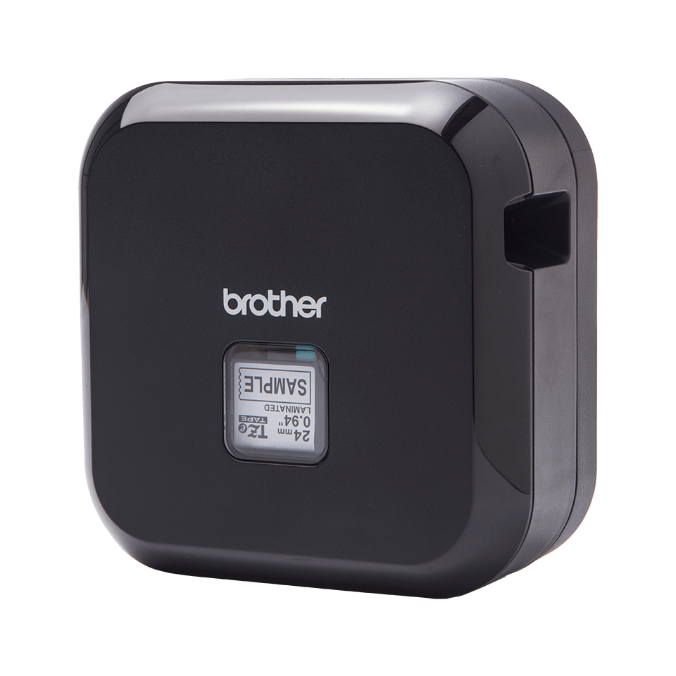 PT-P710BT P-touch CUBE Plus rechargeable label printer with Bluetooth 3