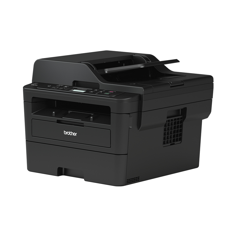 Compact  Network 3-in-1 Mono Laser Printer - Brother DCP-L2550D