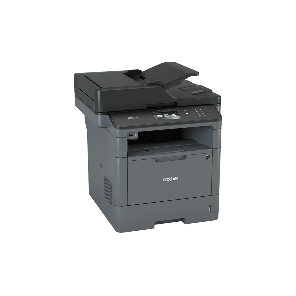 DCP-L5500DN - All in One Mono Laser Printer 3