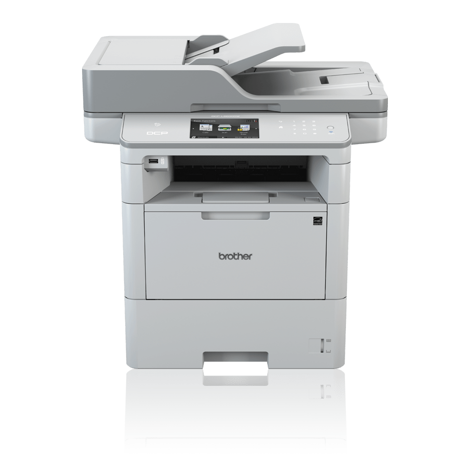 DCP-L6600DW - All-in-one Mono laser printer 2