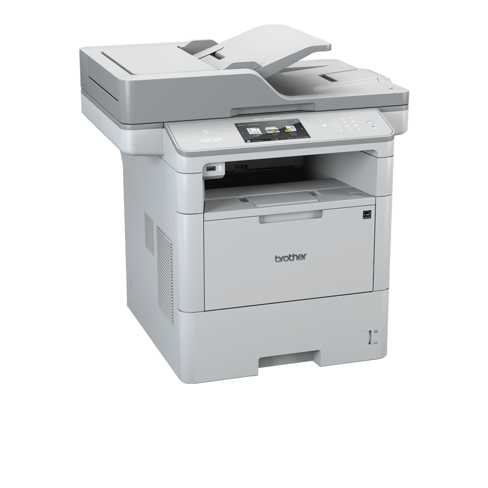 DCP-L6600DW - All-in-one Mono laser printer 3