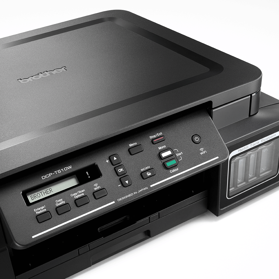 DCP-T310 4
