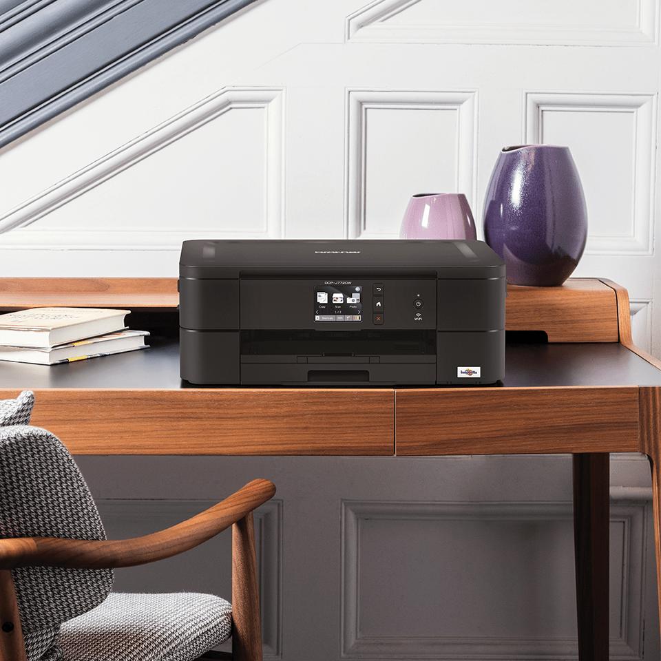DCP-J772DW - Wireless 3-in-1 colour inkjet printer 6