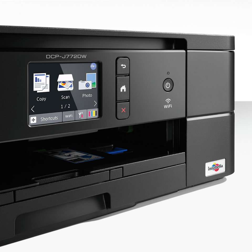 DCP-J772DW - Wireless 3-in-1 colour inkjet printer 4