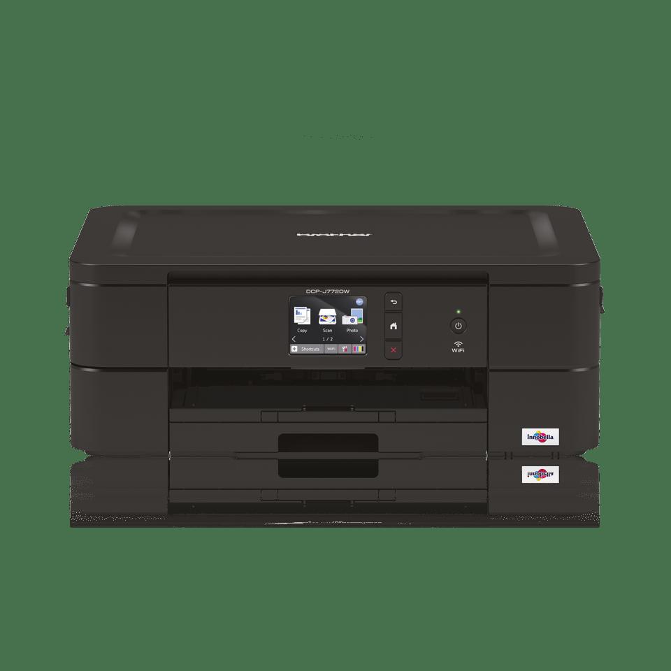 DCP-J772DW - Wireless 3-in-1 colour inkjet printer