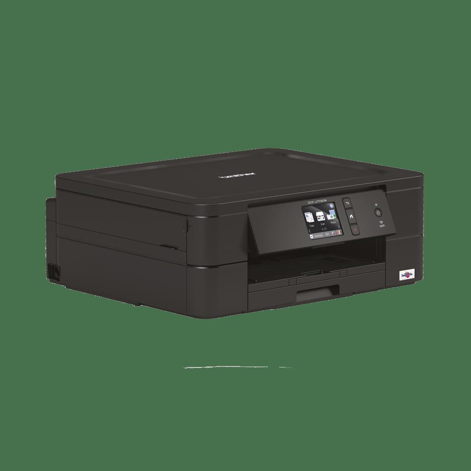 Wireless 3-in-1 colour inkjet printer DCP-J772DW 3