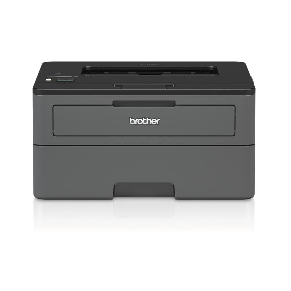 HL-L2375DW - Compact Wireless Mono Laser Printer 2