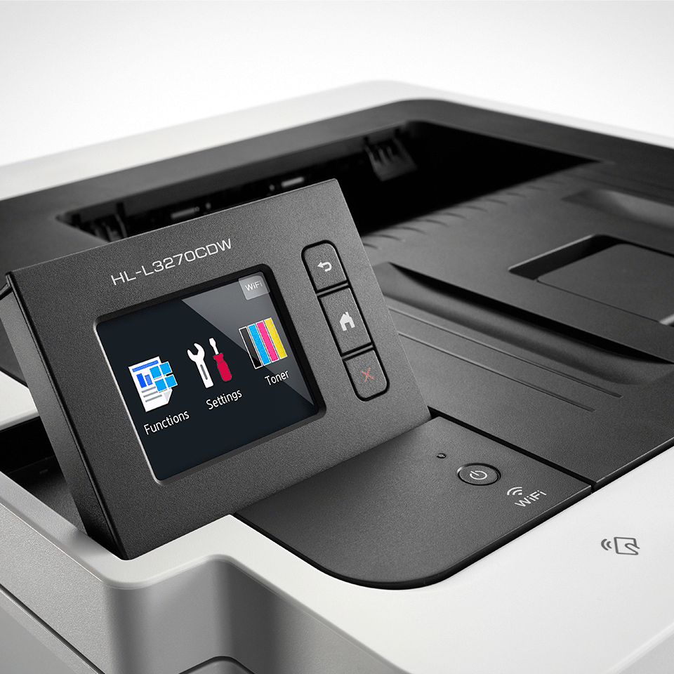 HL-L3270CDW Colour Wireless LED printer 3