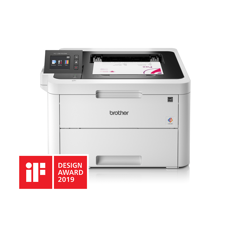 HL-L3270CDW Colour Wireless LED printer 6