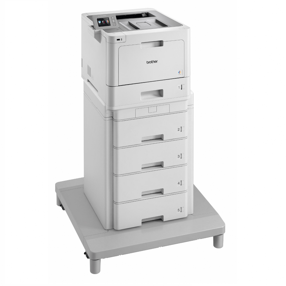 HL-L9310CDWMT - Professional Colour Laser Printer + Tower Tray + Tower Tray Connector 3