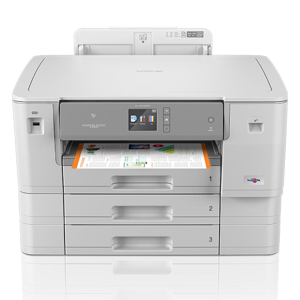 HL-J6100DW Colour Wireless A3 Inkjet Printer
