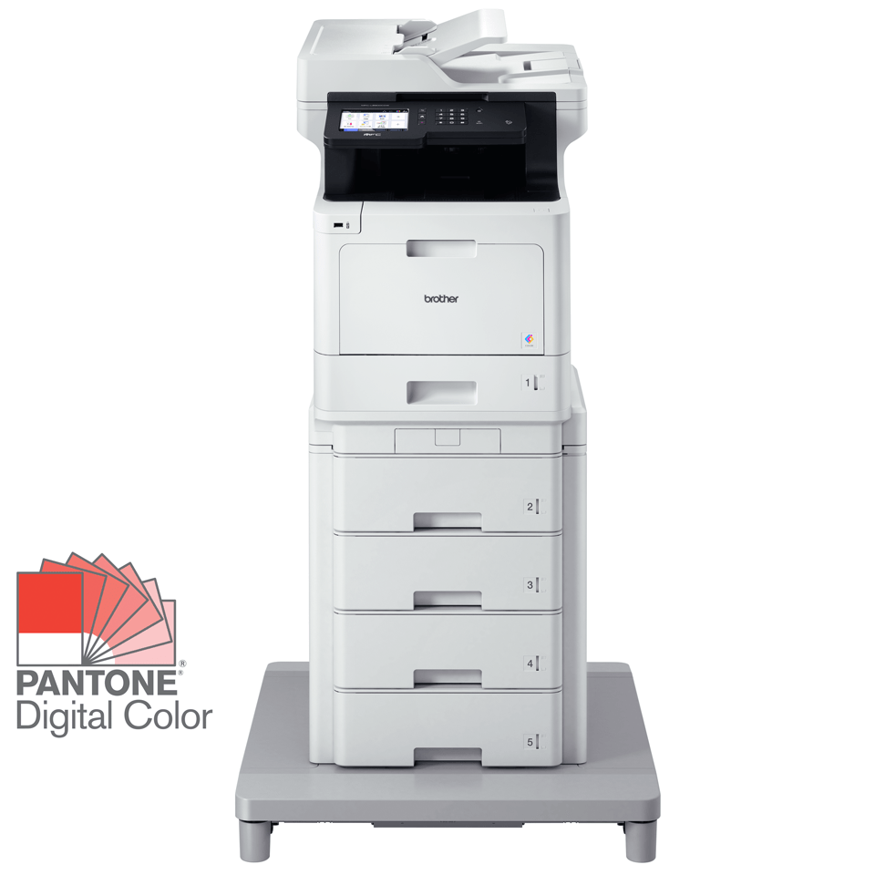 MFC-L8900CDWMT - Professional Colour Laser All-in-one Printer + Tower Tray + Tower Tray Connector