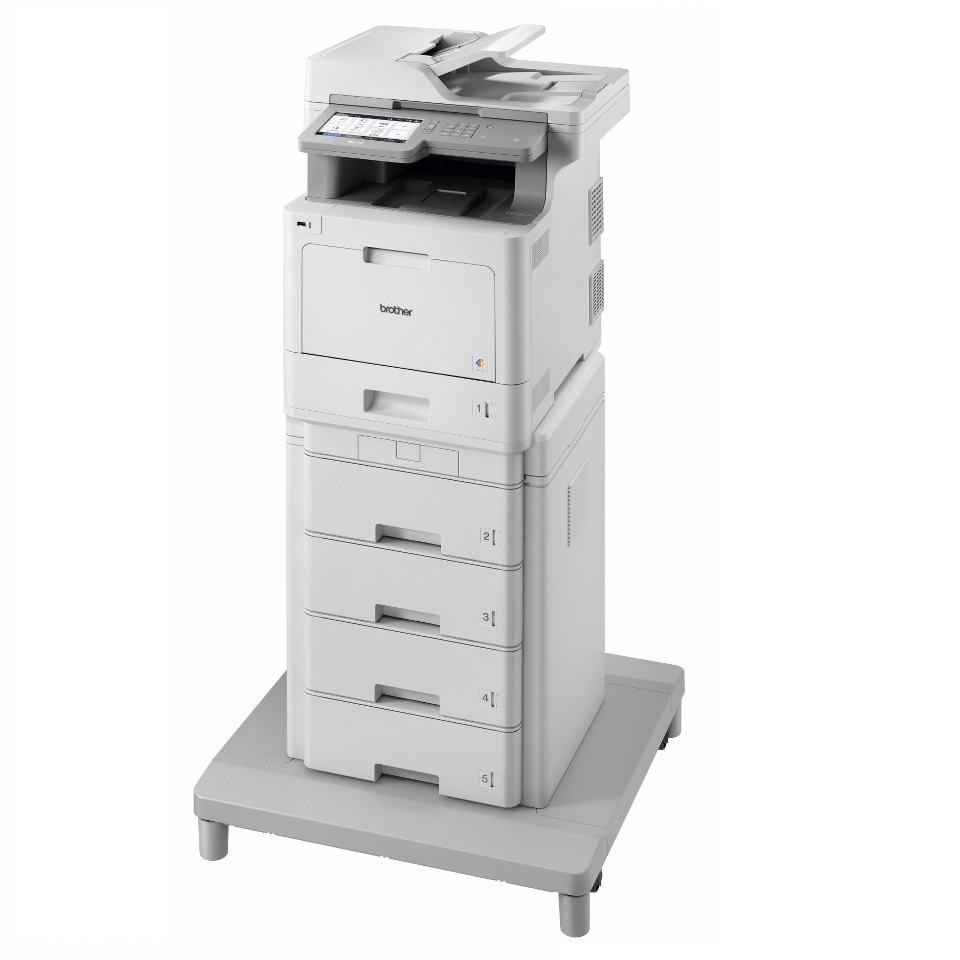 MFC-L9570CDWMT Professional Colour, Duplex, Wireless Laser All-in-one Printer + Tower Tray + Tower Tray Connector 2