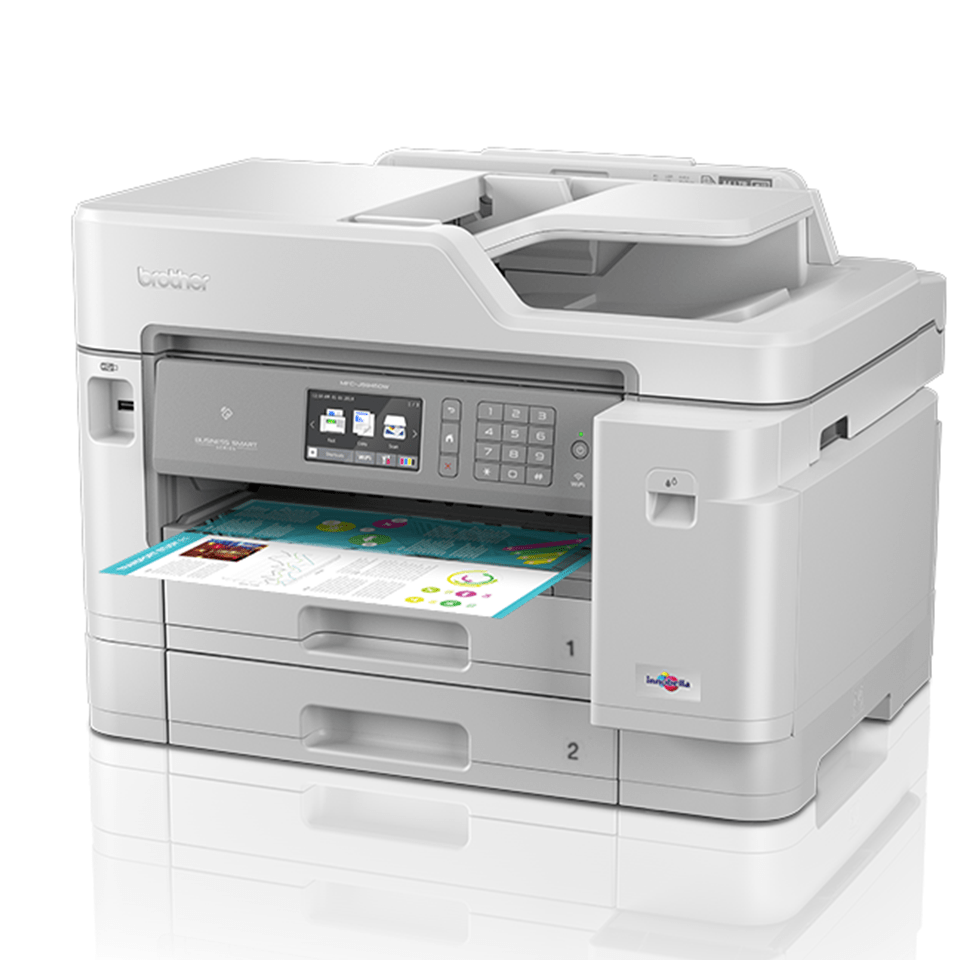 MFC-J5945DW Colour Wireless A3 Inkjet 4-in-1 Printer 2