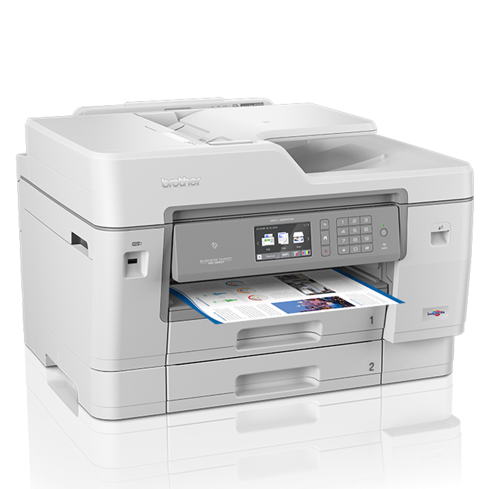 MFC-J6945DW Colour Wireless A3 Inkjet 4-in-1 Printer 3