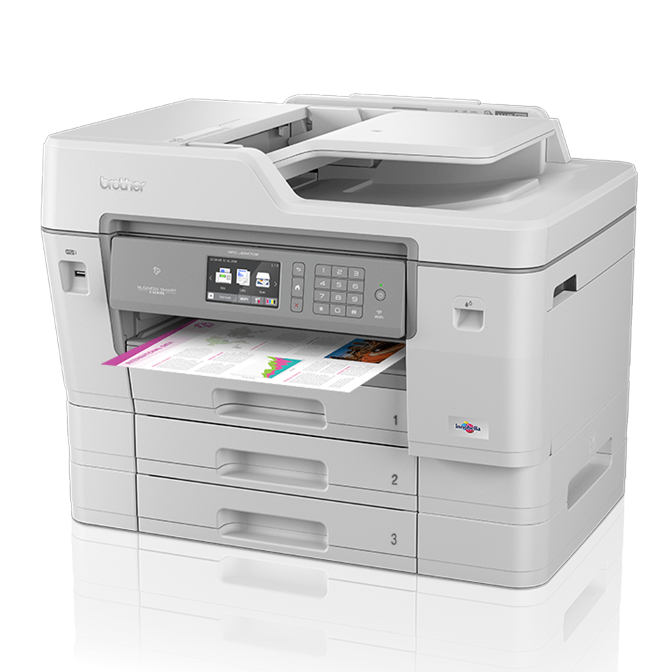 MFC-J6947DW Colour Wireless A3 Inkjet 4-in-1 Printer 2
