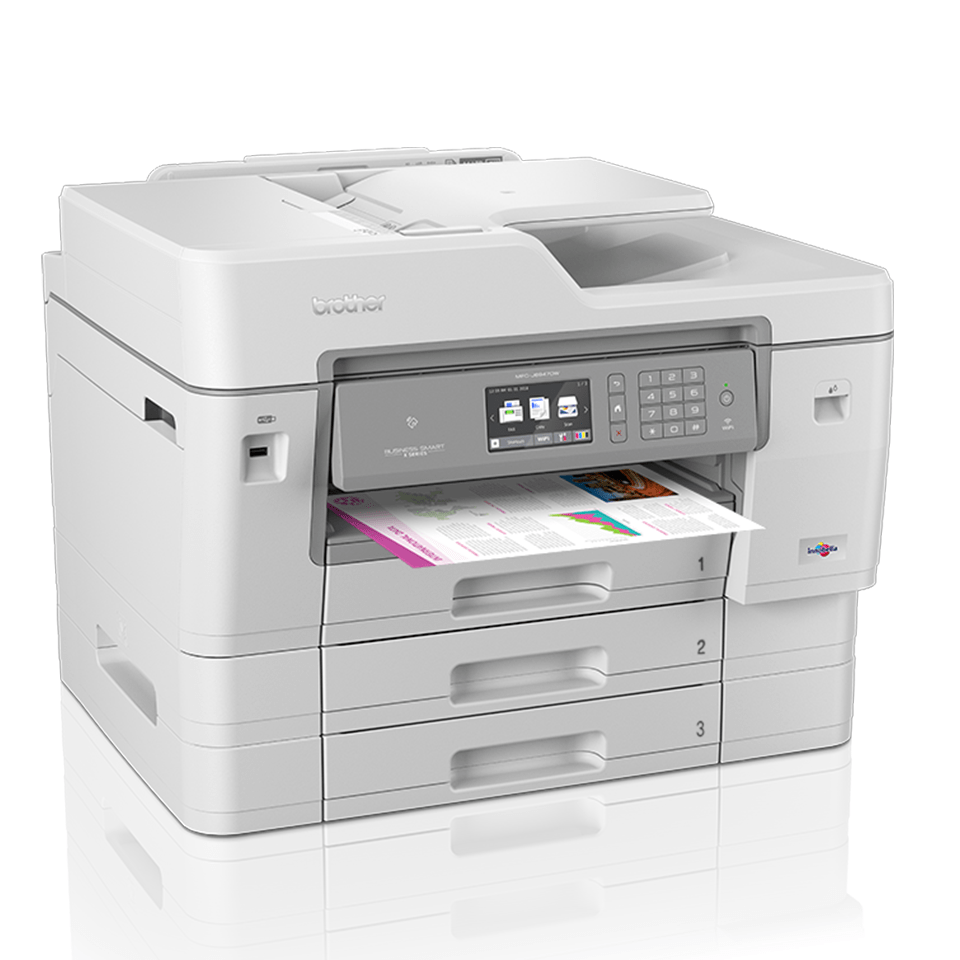 MFC-J6947DW Colour Wireless A3 Inkjet 4-in-1 Printer 3
