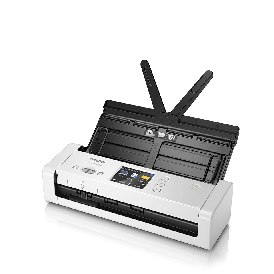 ADS-1700W Smart, Compact Document Scanner 2