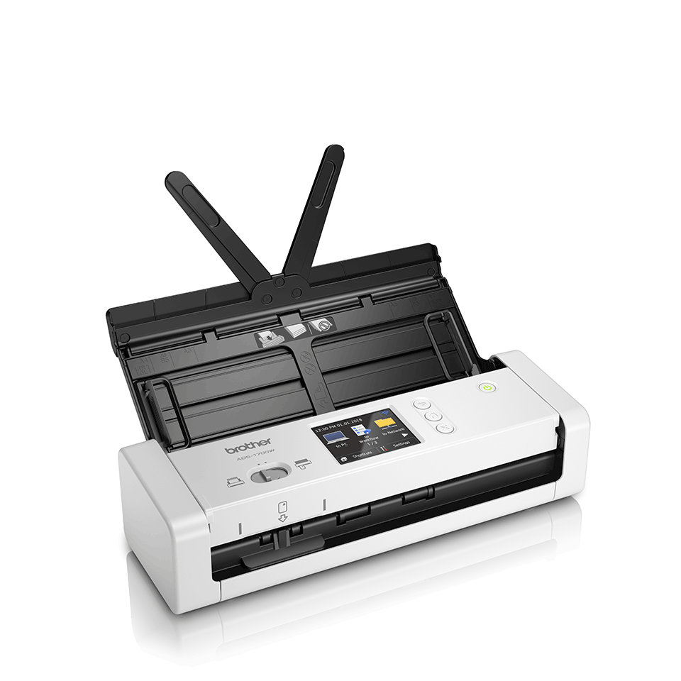 ADS-1700W Smart, Compact Document Scanner 3