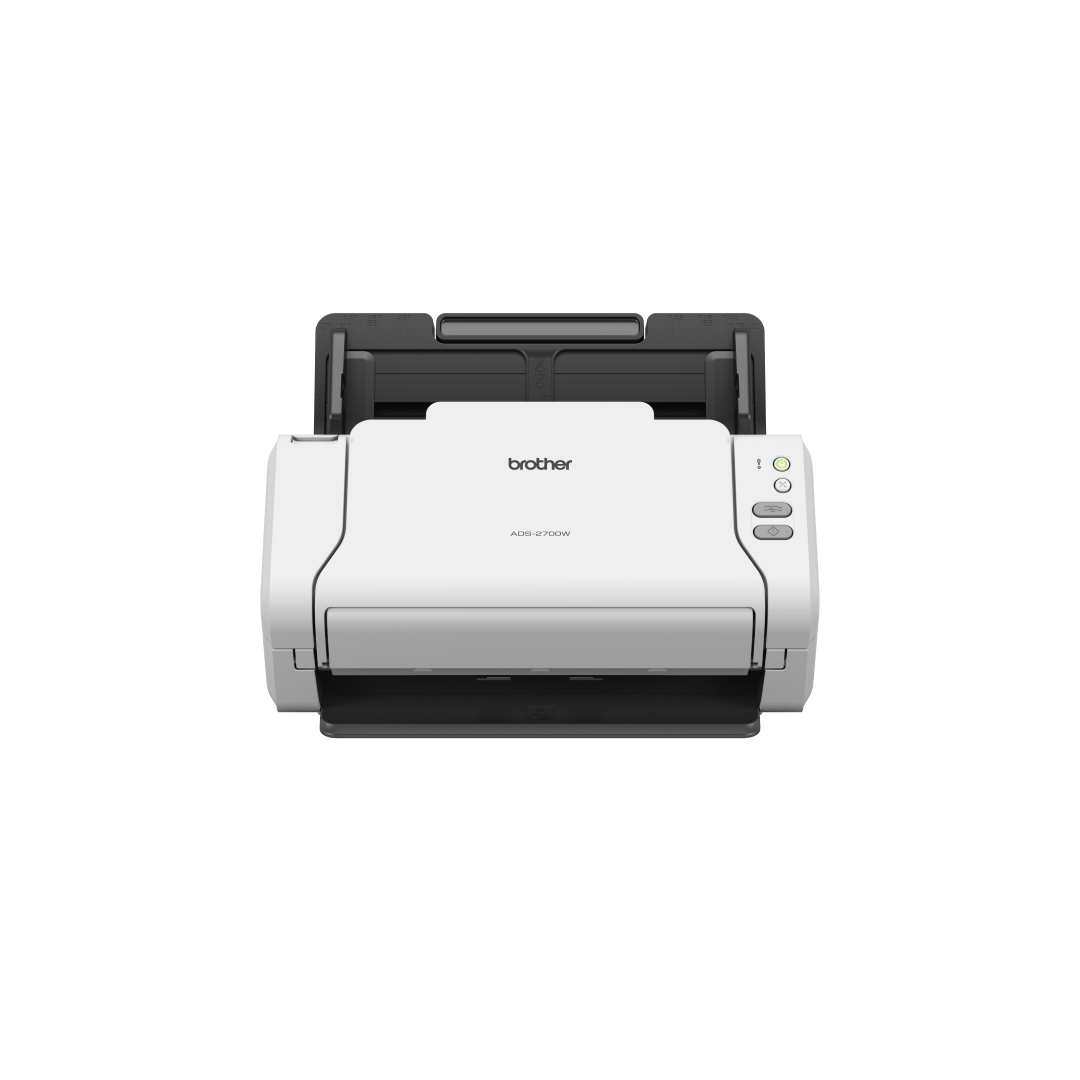 Brother ADS-2700W wireless, networked desktop document scanner 4