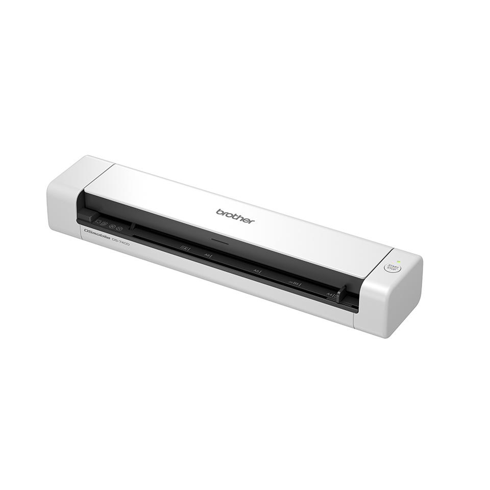 Brother DSmobile DS-740D 2-sided Portable Document Scanner 2