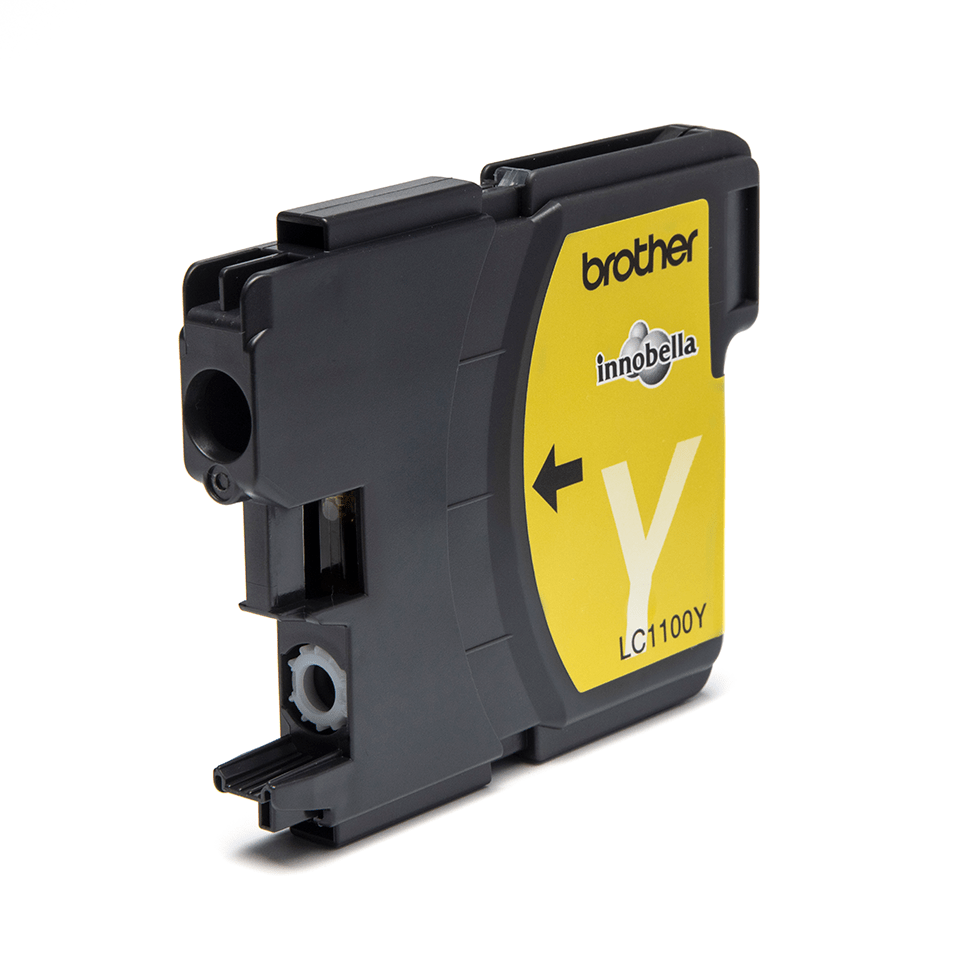 Genuine Brother LC1100Y Ink Cartridge – Yellow 2