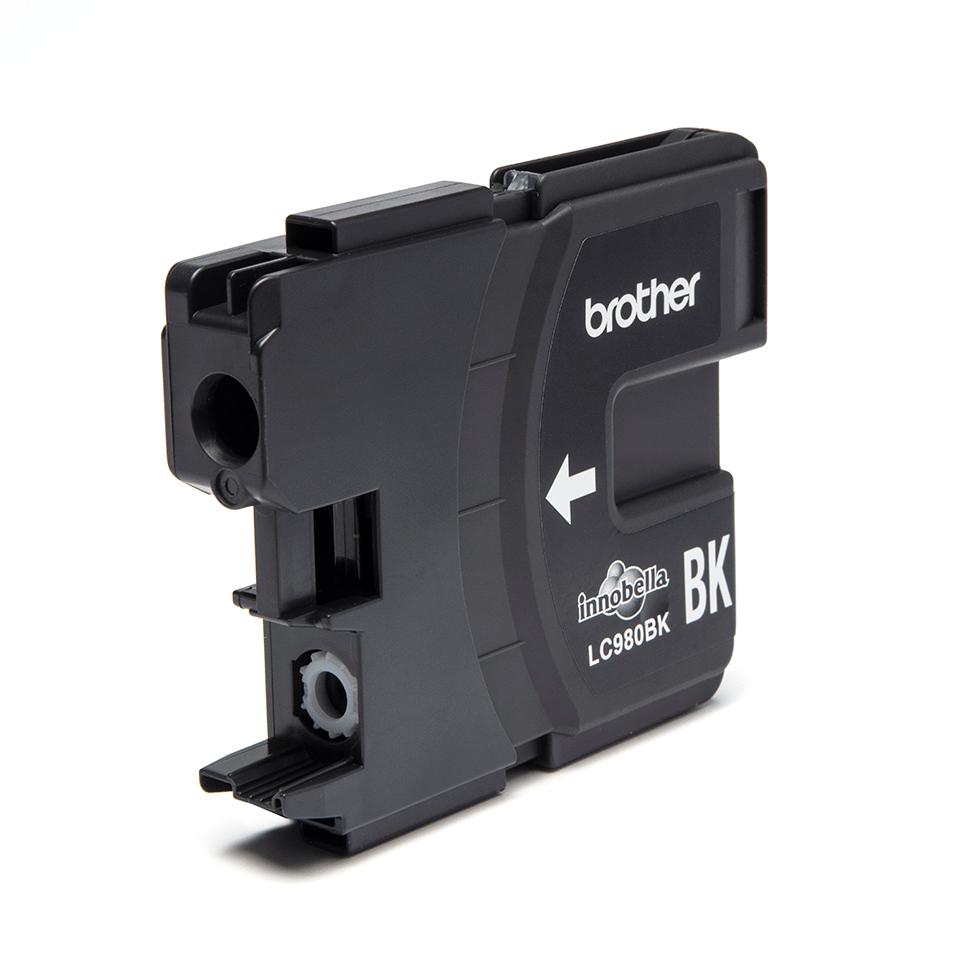 Genuine Brother LC980BK Ink Cartridge – Black 2