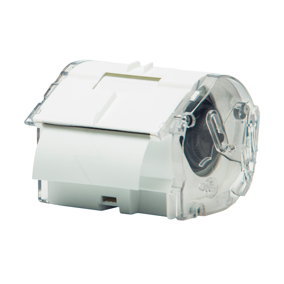 Genuine Brother CZ-1005 full colour continuous label roll, 50mm wide 3
