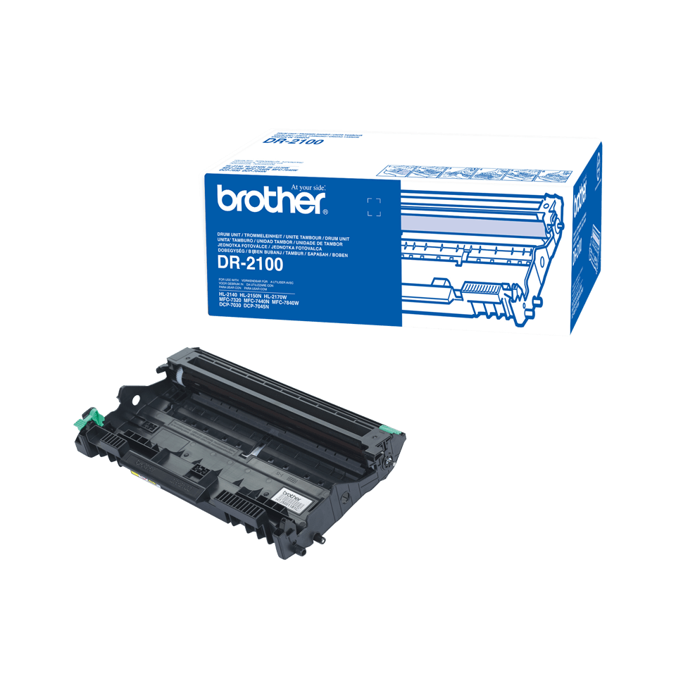 Genuine Brother DR-2100 Drum Unit