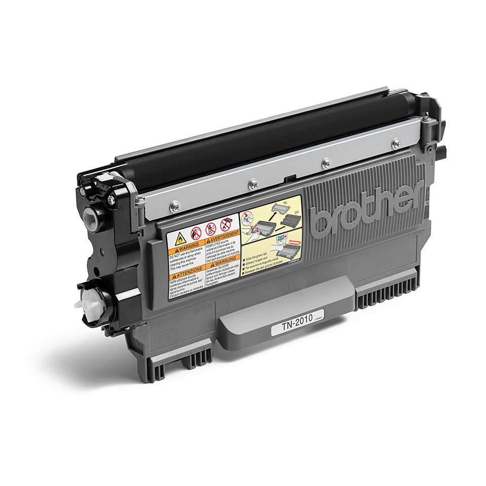 Genuine Brother TN-2010 Toner Cartridge – Black